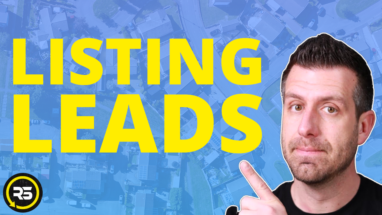 How to generate the best real estate leads | absentee owners | listing leads